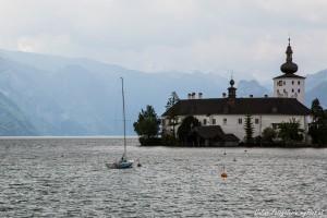 Schloss Ort Gmunden Traunsee