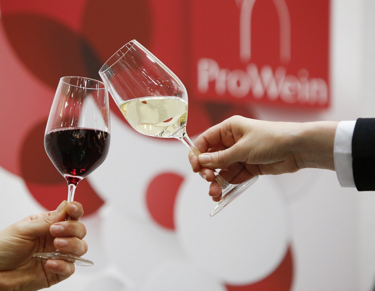 ProWein – Internationale Fachmesse für Weine und Spirituosen