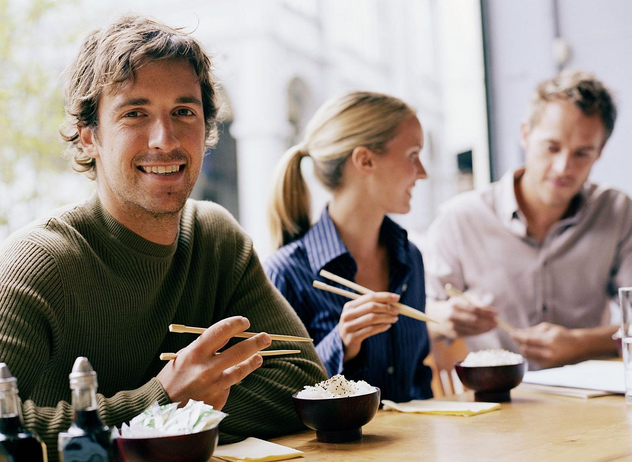 Gesund Essen am Arbeitsplatz