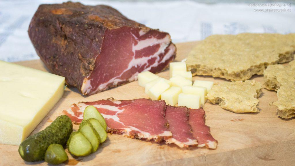 Tiroler Speck Käse