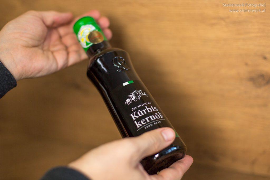 Steirisches Kürrbiskernöl Auszeichnung
