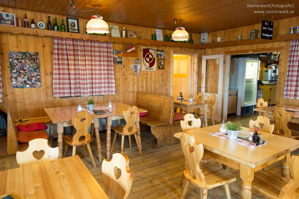 Skihütte Österreich
