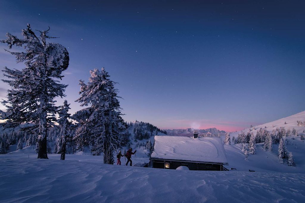 Winter Romantik in Kärnten