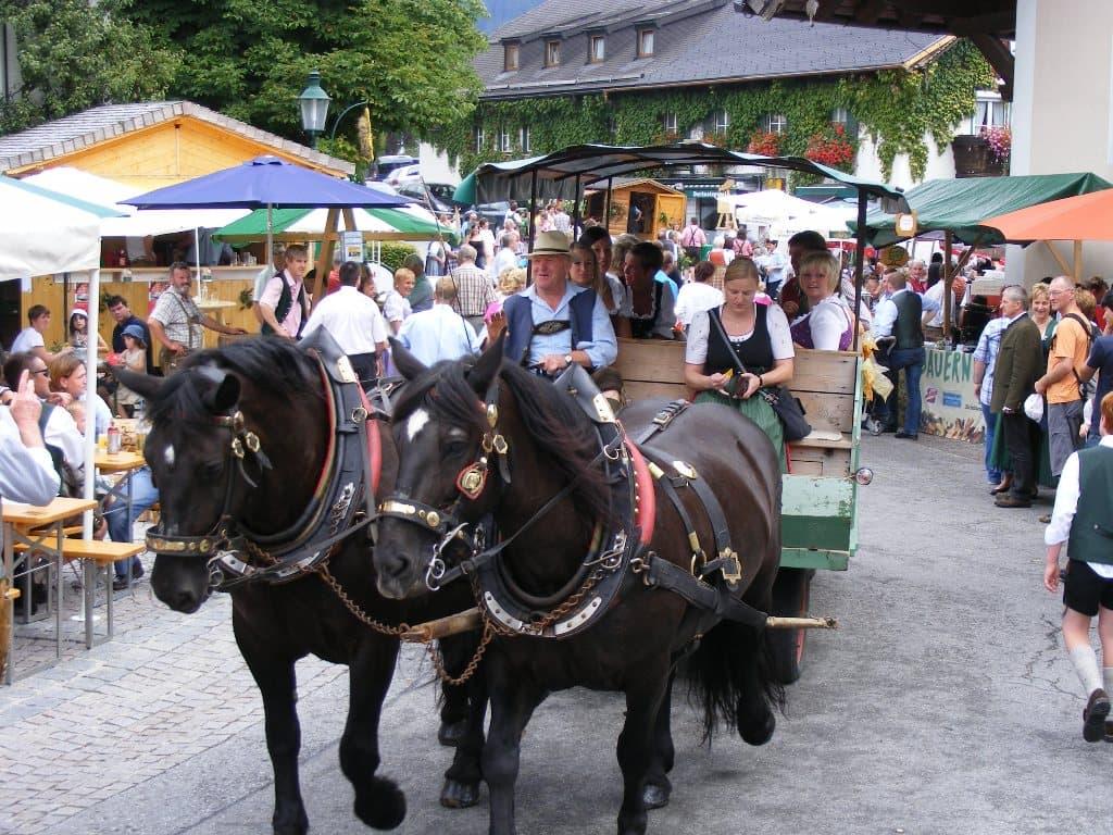 Bauernherbst Salzburgerland